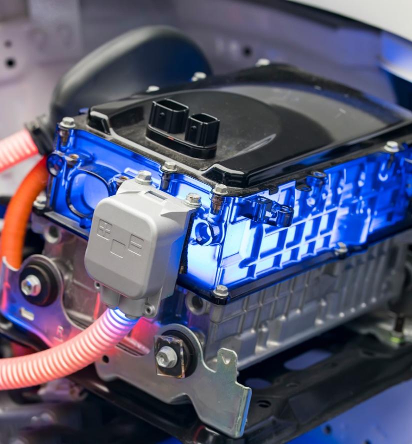 Duroplaste für E-Speicher / Batterien