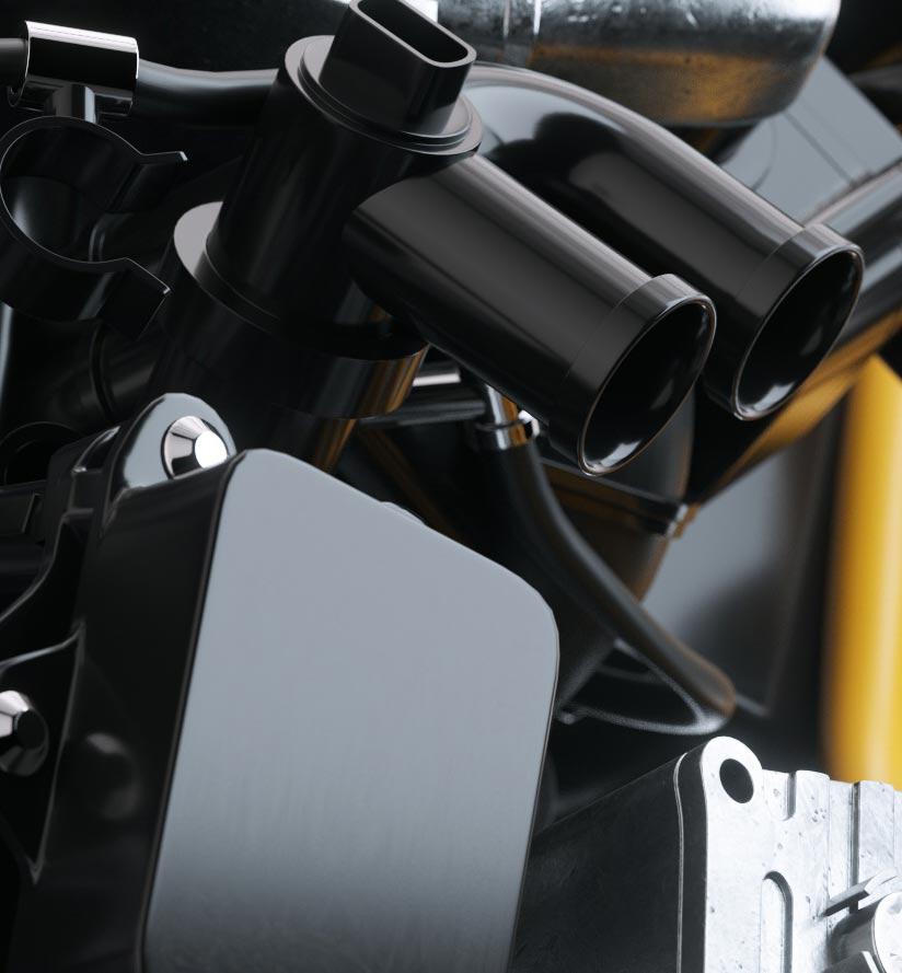 Duroplaste für Automotive