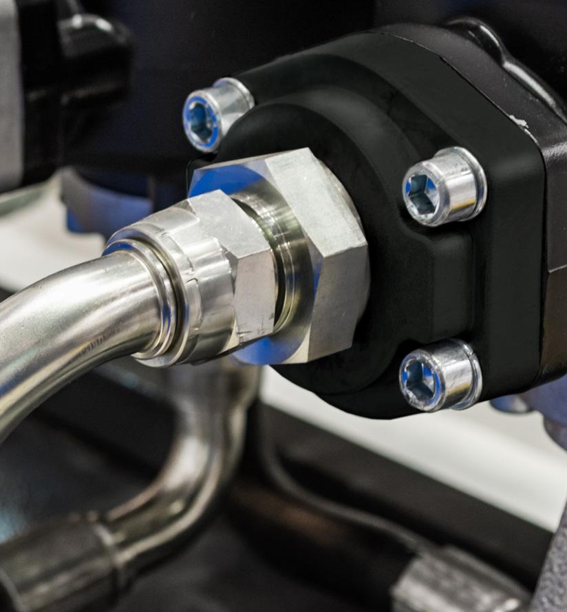 Duroplast in der Industrie für Maschinen- & Apparatebau